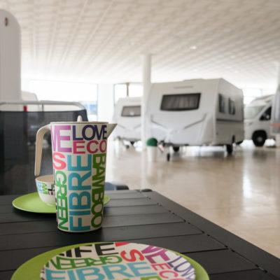 Exposición Caravanas