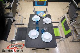 oferta sillas y mesa