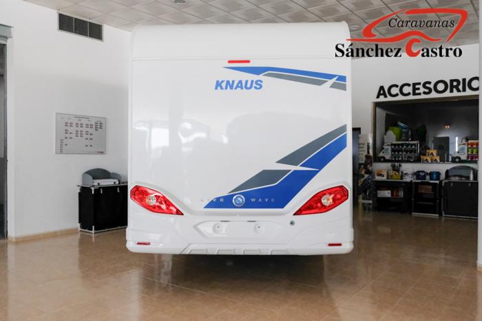 KNAUS LIVE WAVE 650 MG lleno