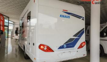 KNAUS LIVE WAVE 650 MX lleno