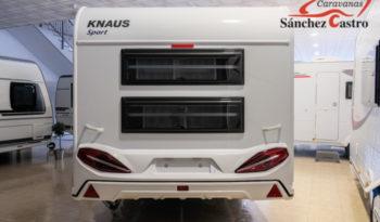 KNAUS SPORT SILVER SELECTION 540 FDK lleno