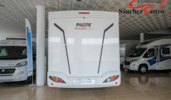 PILOTE P 746 C EXCLUSIVE EDITION MODELO 2021 lleno
