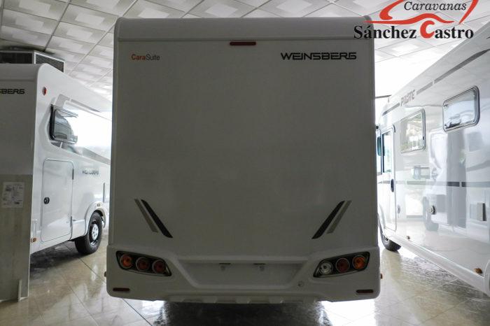 WEINSBERG CARASUITE 700 MX lleno