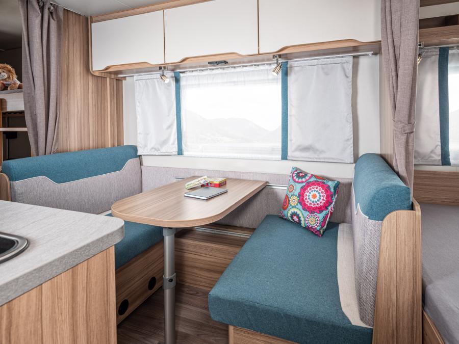 detalle caravana de tres ambientes