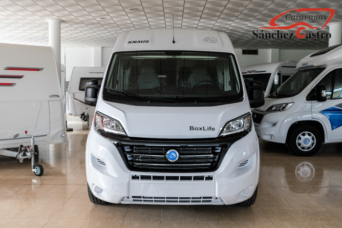 KNAUS BOXLIFE 600 MQ LIMITED EDITION lleno