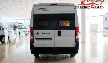 KNAUS BOXSTAR FAMILY 600 lleno