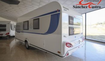 KNAUS SPORT SILVER SELECTION 500 QDK lleno