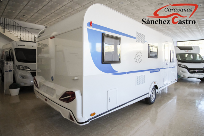 KNAUS SPORT SILVER SELECTION 580 QS lleno