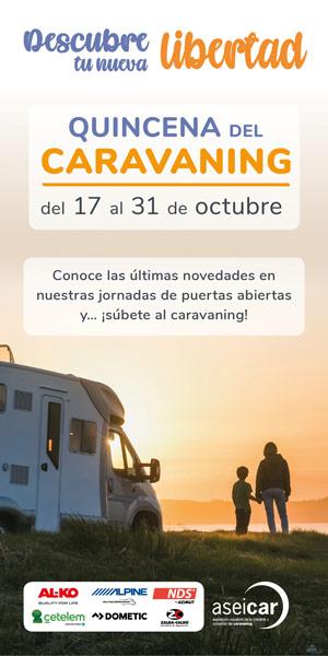 quincena del caravaning