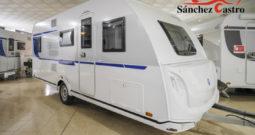 KNAUS SPORT SILVER SELECTION 500 KD  Modelo 2021