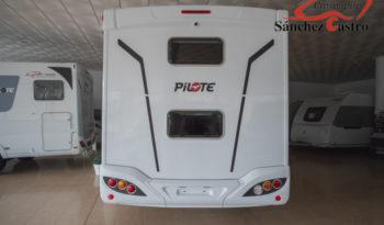 PILOTE CAPUCHINA 690 S MODELO 2021 lleno