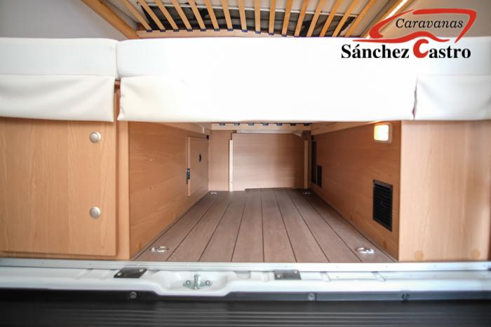 WEINSBERG CARABUS 600 K MODELO 2020 lleno