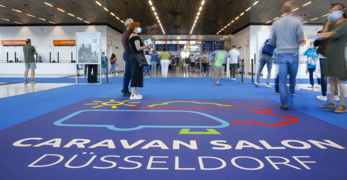 60º Caravan Salon Düsseldorf 1